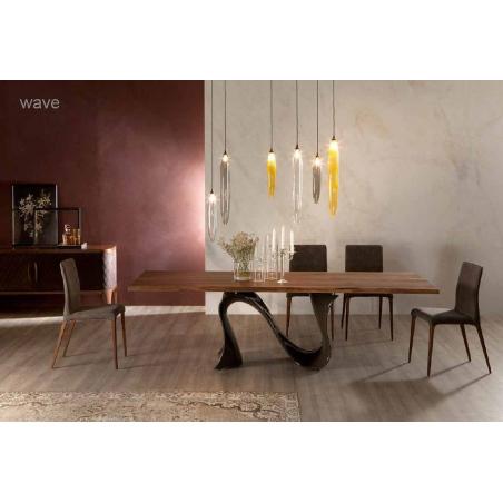 Tonin Casa обеденные столы - Фото 32