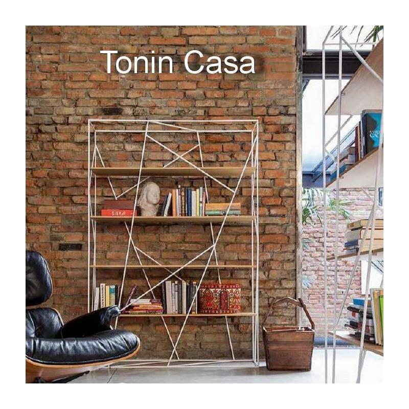 Tonin Casa Contenitori витрины и библиотеки