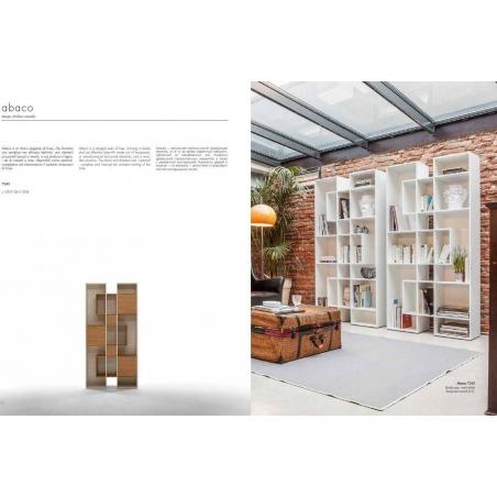Tonin Casa Contenitori витрины и библиотеки - Фото 2