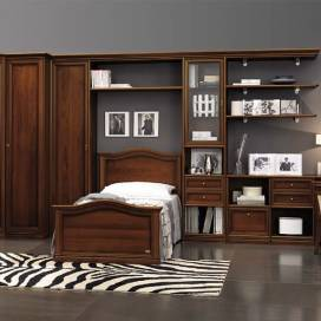 Спальня Camelgroup Giotto Noce (Орех) - Фото 11