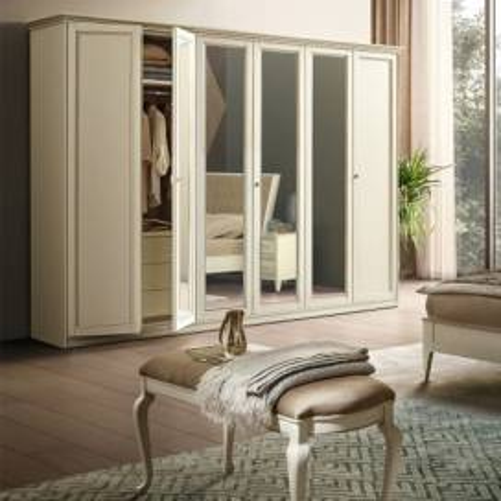 Спальня Camelgroup Giotto Bianco Antico - Фото 6