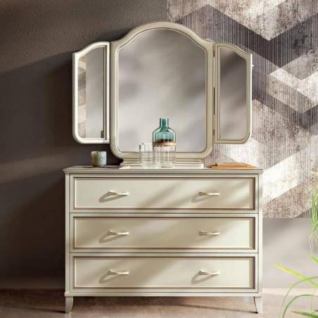 Спальня Camelgroup Giotto Bianco Antico - Фото 7