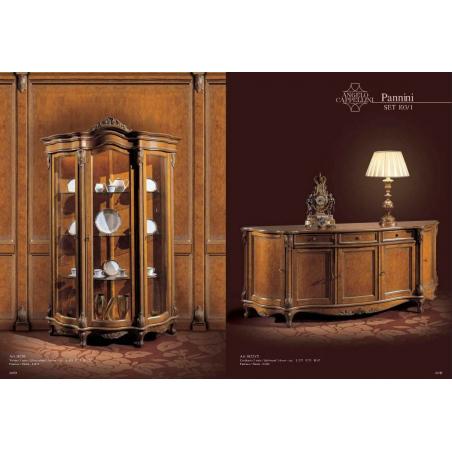 Angelo Cappellini Luigi XV гостиная - Фото 12