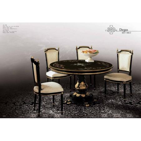 Angelo Cappellini Luigi XVI гостиная - Фото 8