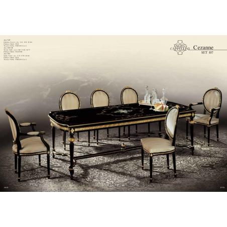 Angelo Cappellini Luigi XVI гостиная - Фото 10