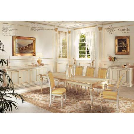 Angelo Cappellini Luigi XVI гостиная - Фото 11