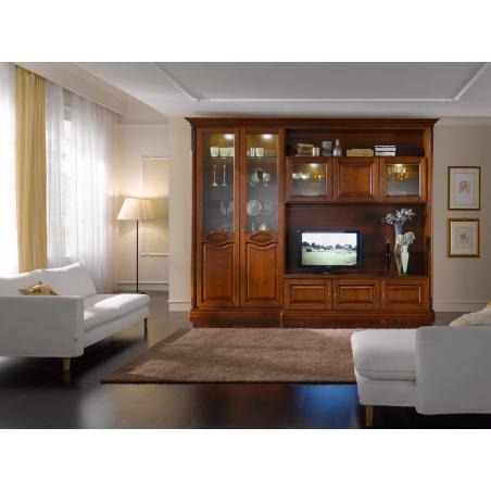 Tempor Millemiglia гостиная - стенка - Фото 1