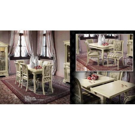 Claudio Saoncella Puccini bianco гостиная - Фото 3