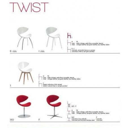 MIDJ стулья и кресла - Фото 43