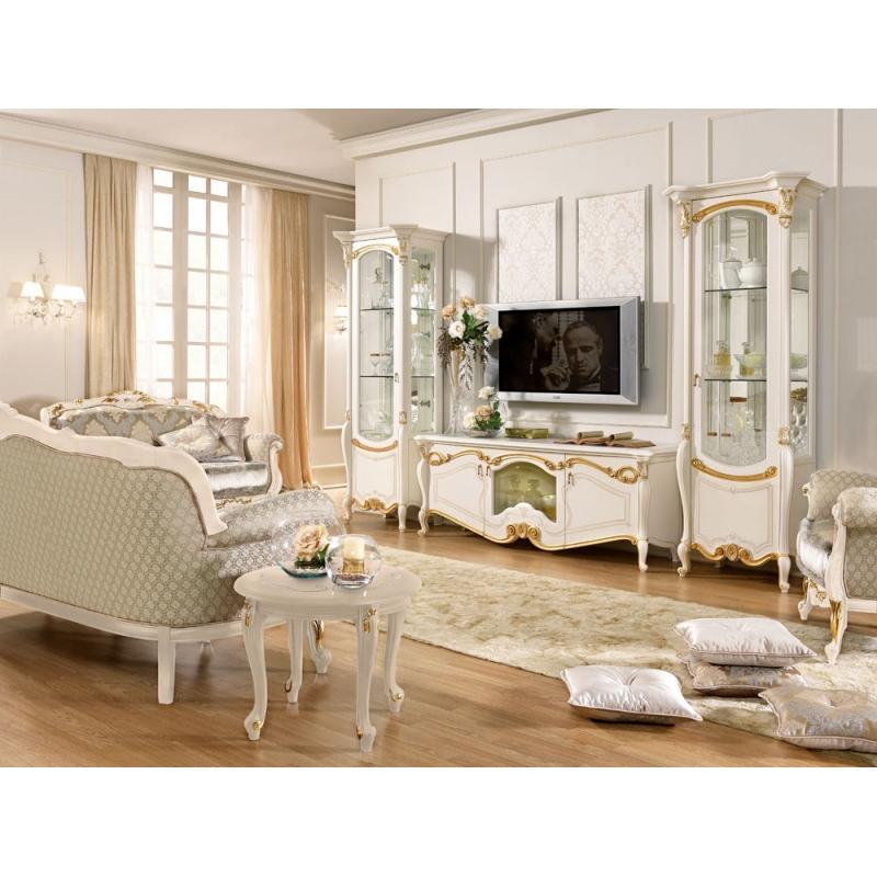 Casa +39 La Fenice laccato гостиная