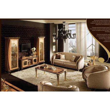 Arredo Classic Rossini гостиная - Фото 12