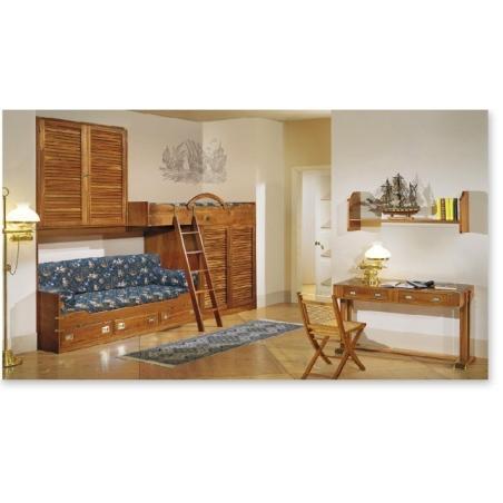 Caroti Vecchia Marina мебель для детской, двуспальные кровати - Фото 3