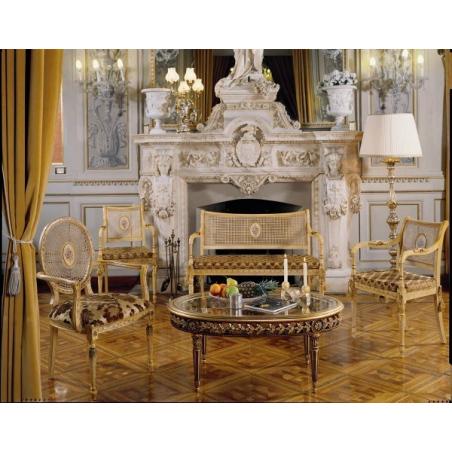Andrea Fanfani прилавки, кресла - Фото 8