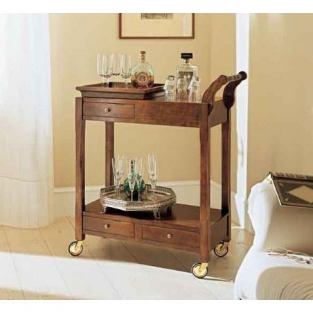 Elisa Mobili Antiquariato мебель для гостиной - Фото 5
