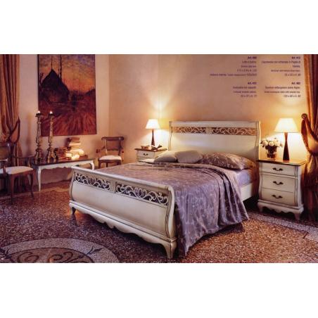 Euromobilit Madeira Bianco спальня - Фото 1