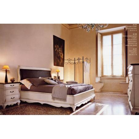 Euromobilit Madeira Bianco спальня - Фото 4