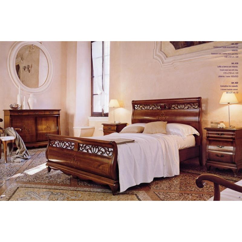 Euromobilit Madeira спальня