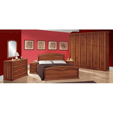 Camelgroup Nostalgia спальня - Фото 7