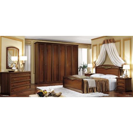 Camelgroup Nostalgia спальня - Фото 12