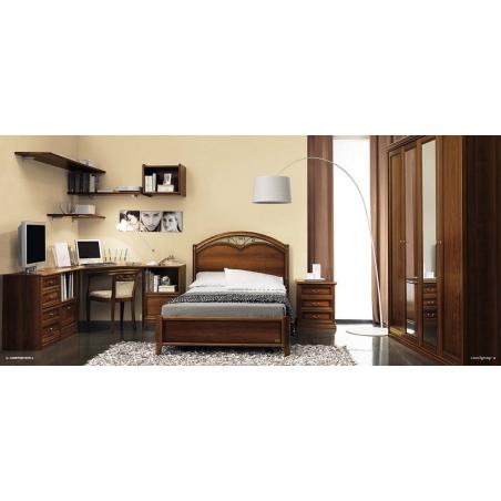 Camelgroup Nostalgia спальня - Фото 13