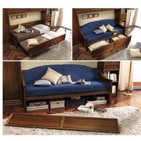Camelgroup Nostalgia спальня - Фото 17