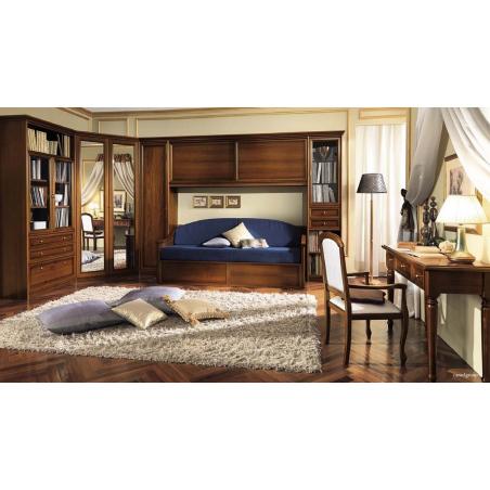 Camelgroup Nostalgia спальня - Фото 18