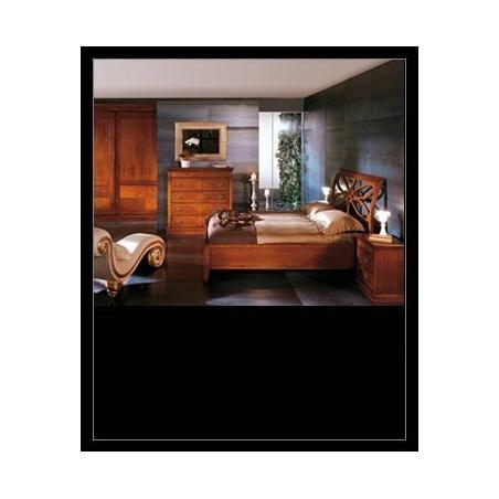 Angela Bizzarri Le Stanze D'Argento спальня - Фото 10