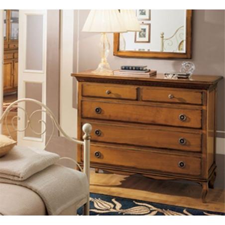 Elisa Mobili Cherry мебель для спальни - Фото 6