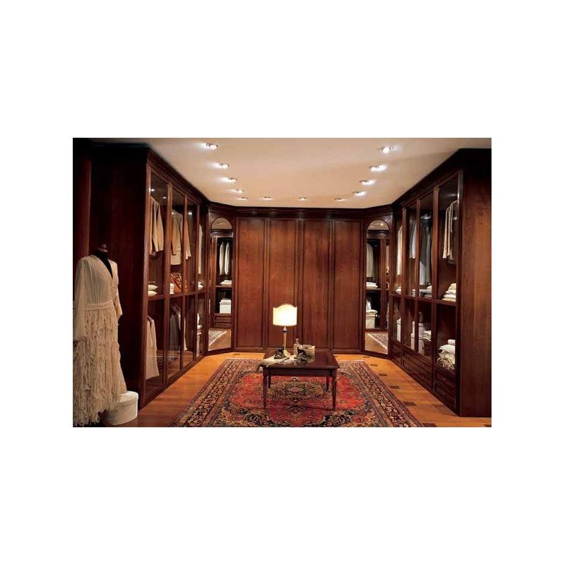 Dall'Agnese Unico спальня, гардеробная
