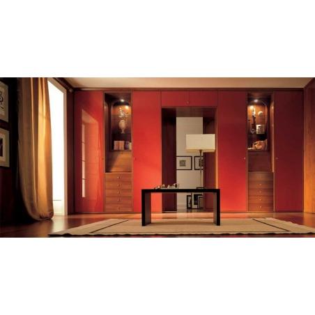 Dall'Agnese Unico спальня, гардеробная - Фото 11