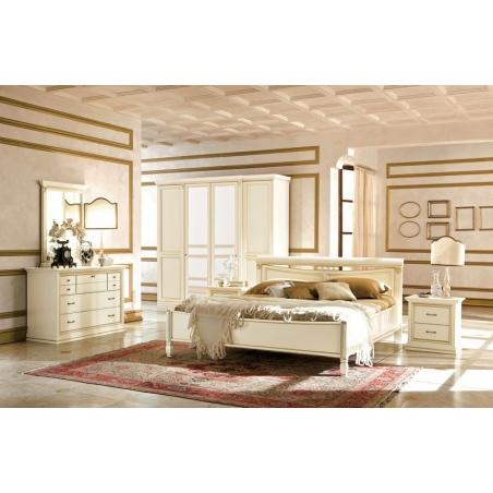 Florida Rialto white спальня - Фото 1