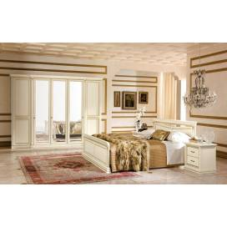 Florida Rialto white спальня - Фото 3