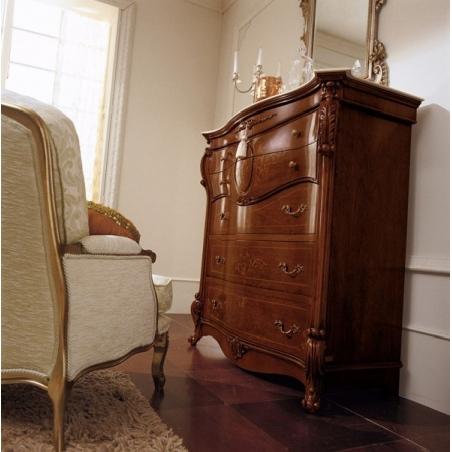 Grilli Corinzia спальня - Фото 4