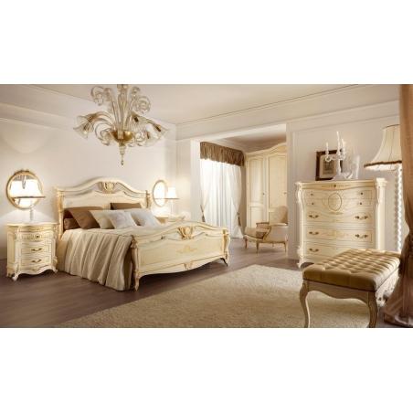 Grilli Corinzia спальня - Фото 10