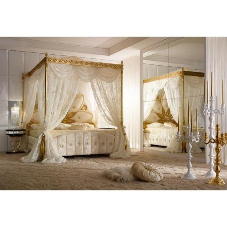 Grilli Prive спальня - Фото 13