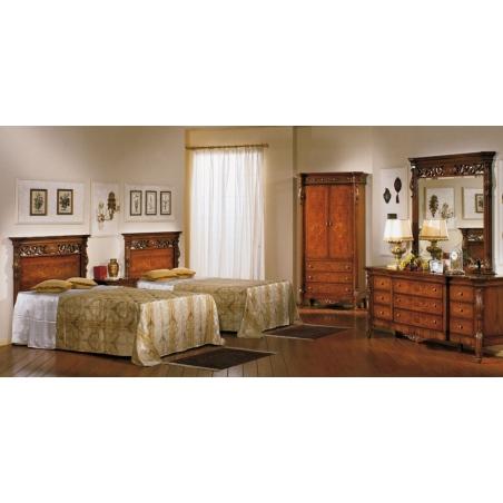 Linea B Giulio III спальня - Фото 10