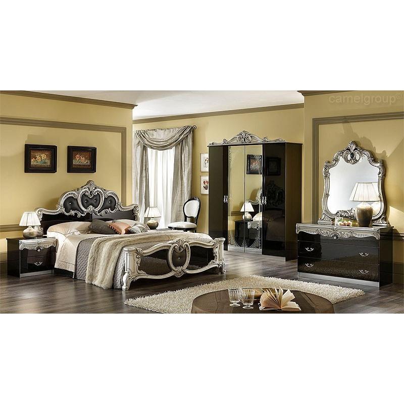 Camelgroup Barocco Black спальня