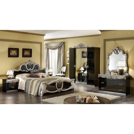 Camelgroup Barocco Black спальня - Фото 1