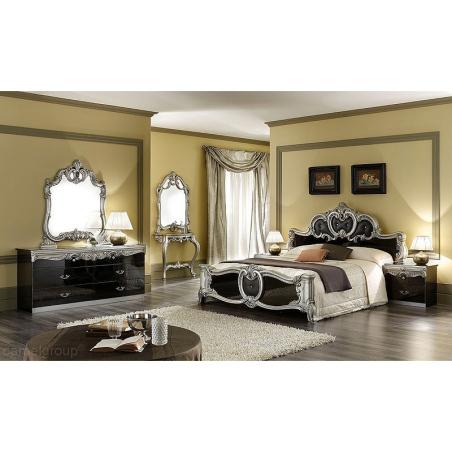 Camelgroup Barocco Black спальня - Фото 2