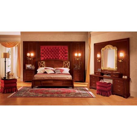Dal Cin Tosca спальня - Фото 16