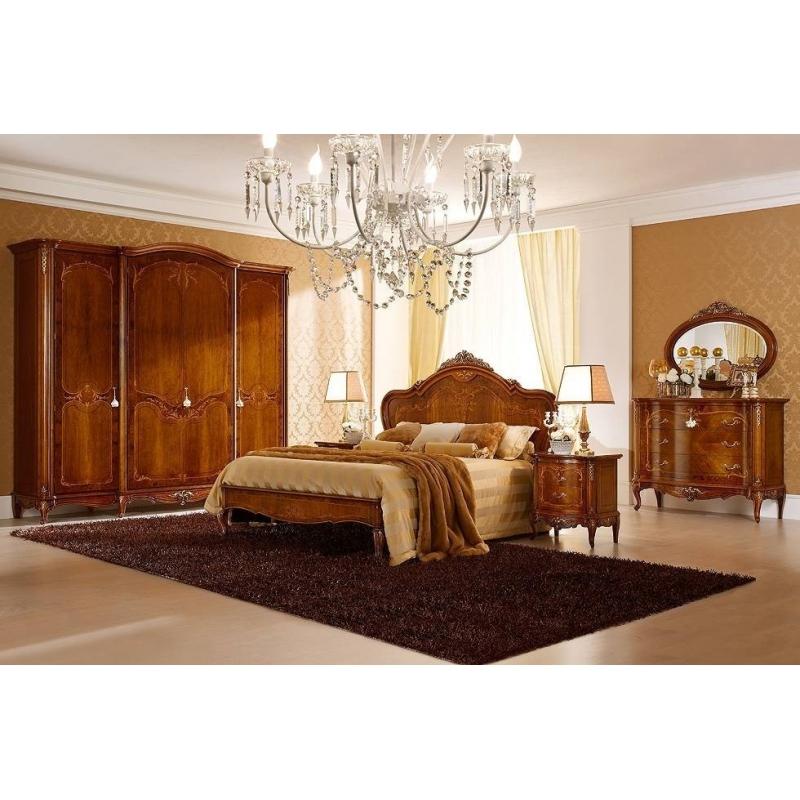 Valderamobili Principe Walnut спальня