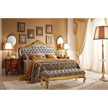 Valderamobili Principe Walnut спальня - Фото 3