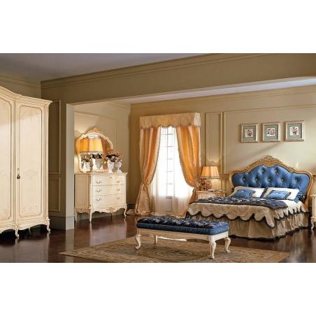 Valderamobili Principe Lasquered спальня - Фото 1