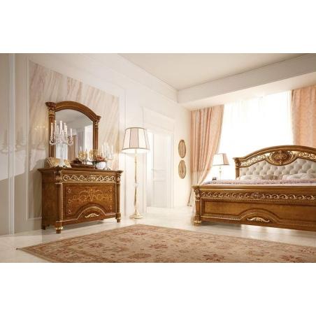 Valderamobili Luigi XVI спальня - Фото 5