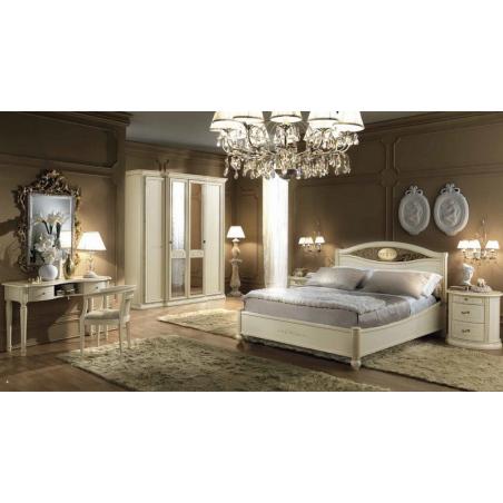 Camelgroup Siena Avorio спальня - Фото 2