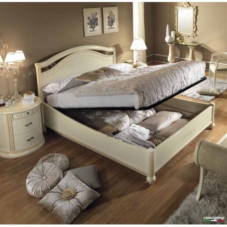 Camelgroup Siena Avorio спальня - Фото 5