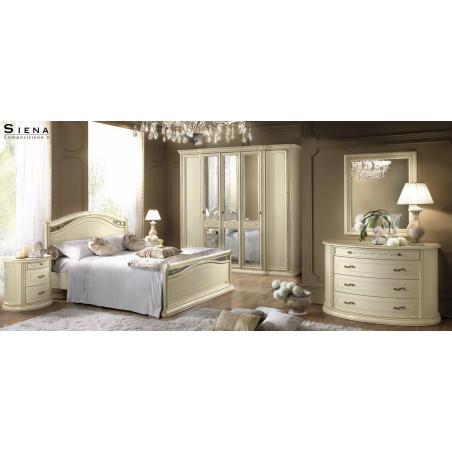Camelgroup Siena Avorio спальня - Фото 6