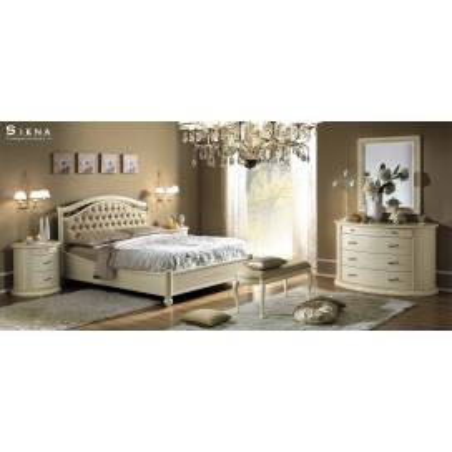 Camelgroup Siena Avorio спальня - Фото 7