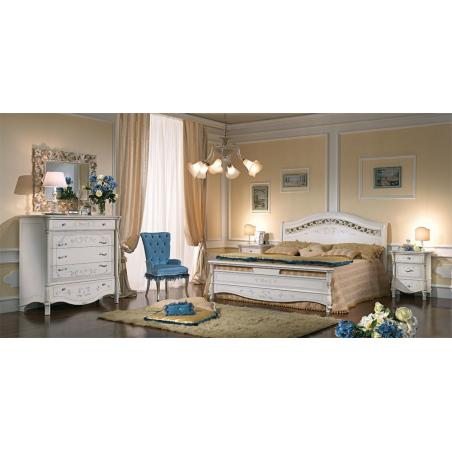 Casa +39 Prestige laccato спальня - Фото 1