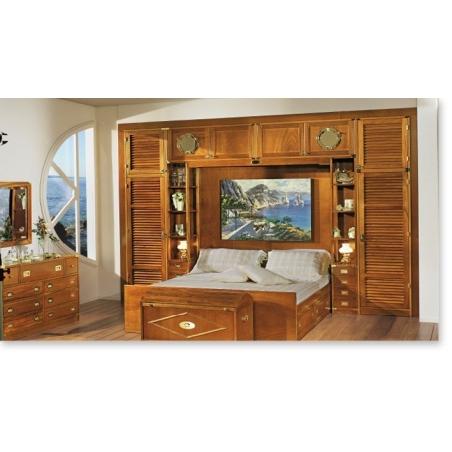 Caroti Vecchia Marina спальня - Фото 5